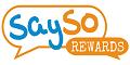 SaySo Rewards